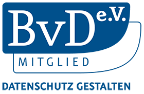 Die Tercenum AG ist Mitglied beim BvD e.V.